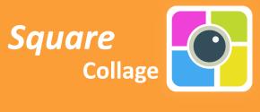 Square Collage - Photo Grid